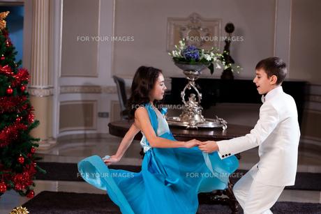 Let's dance!の写真素材 [FYI00637943]
