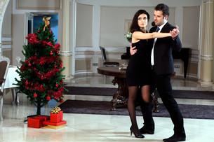 Romantic Danceの写真素材 [FYI00637947]