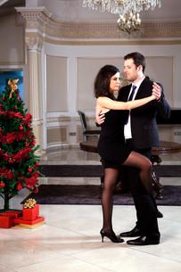 Romantic Danceの写真素材 [FYI00637948]