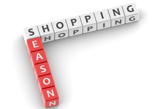 Shopping seasonの写真素材 [FYI00638405]