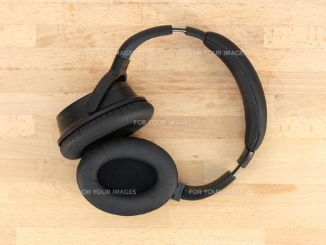 Headphonesの写真素材 [FYI00638443]