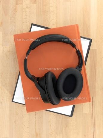 Headphonesの写真素材 [FYI00638447]