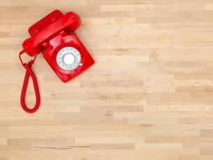 Vintage Telephoneの写真素材 [FYI00638455]
