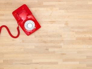 Vintage Telephoneの写真素材 [FYI00638457]