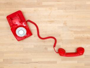 Vintage Telephoneの写真素材 [FYI00638460]