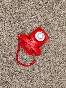 Vintage Telephoneの写真素材 [FYI00638468]