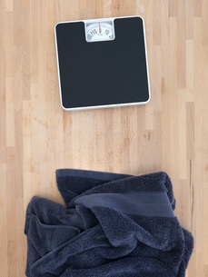 Bathroom Scalesの写真素材 [FYI00638469]