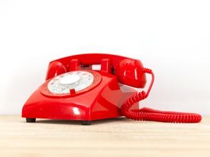 Vintage Telephoneの写真素材 [FYI00638484]