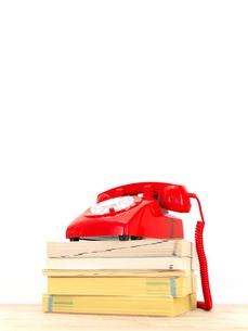 Vintage Telephoneの写真素材 [FYI00638488]