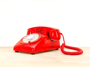 Vintage Telephoneの写真素材 [FYI00638496]