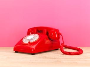 Vintage Telephoneの写真素材 [FYI00638499]