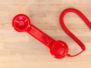 Vintage Telephoneの写真素材 [FYI00638500]