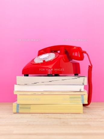 Telephone Booksの写真素材 [FYI00638501]