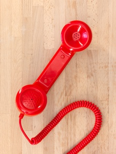 Vintage Telephoneの写真素材 [FYI00638503]