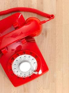 Vintage Telephoneの写真素材 [FYI00638505]
