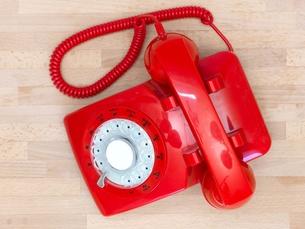 Vintage Telephoneの写真素材 [FYI00638506]