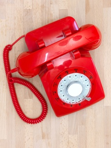 Vintage Telephoneの写真素材 [FYI00638507]