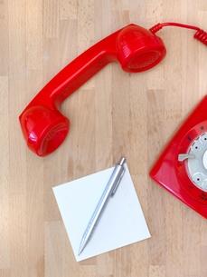 Vintage Telephoneの写真素材 [FYI00638508]