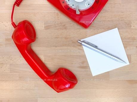Vintage Telephoneの写真素材 [FYI00638509]