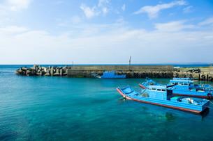 Marina jettyの写真素材 [FYI00638615]