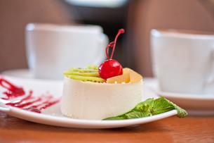tasty dessertの写真素材 [FYI00638975]