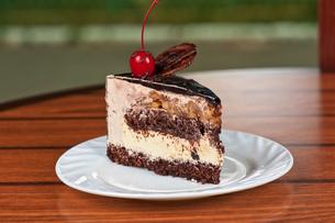 cake pieceの写真素材 [FYI00638980]