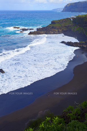 Playa del Boluloの写真素材 [FYI00639099]