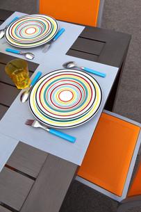 Table setの写真素材 [FYI00639351]