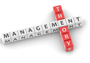 Management theoryの写真素材 [FYI00639892]
