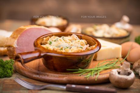 Bread souffleの写真素材 [FYI00639986]