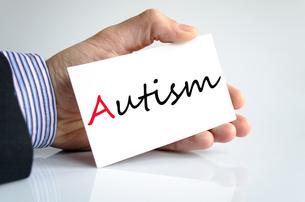 Autism Conceptの写真素材 [FYI00640288]
