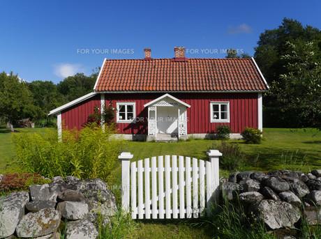 sweden houseの写真素材 [FYI00640475]