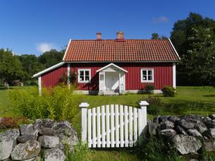 sweden houseの素材 [FYI00640475]