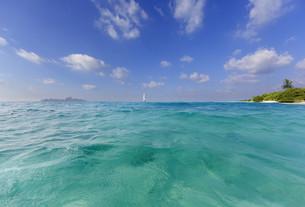 Turquoise paradiseの写真素材 [FYI00640476]