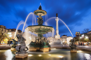 Lisbon by Nightの素材 [FYI00640500]