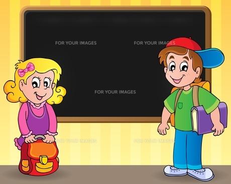 School thematic image 6の写真素材 [FYI00641073]