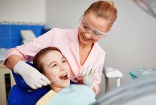 Oral checkupの素材 [FYI00641633]