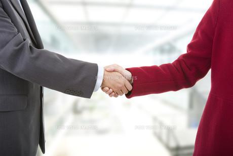 handshakeの素材 [FYI00642017]