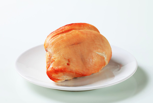 Roast turkey breastの写真素材 [FYI00642598]