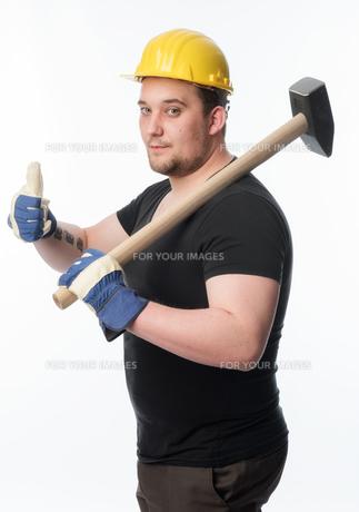 menの素材 [FYI00642806]
