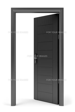 Open doorの写真素材 [FYI00643428]