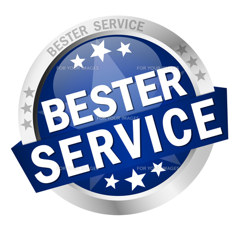 button with text best serviceの写真素材 [FYI00643730]