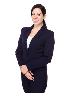 Caucasian Businesswoman portraitの写真素材 [FYI00643962]