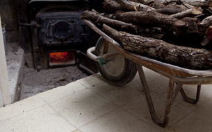 Holm oak ovenの写真素材 [FYI00644036]