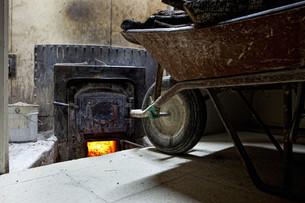 Holm oak ovenの写真素材 [FYI00644038]