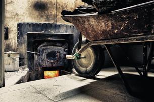 Holm oak ovenの写真素材 [FYI00644040]