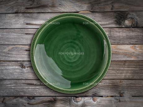 Green plateの素材 [FYI00644286]