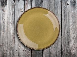 Green plateの素材 [FYI00644291]
