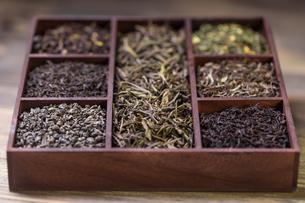Dry teaの写真素材 [FYI00644300]