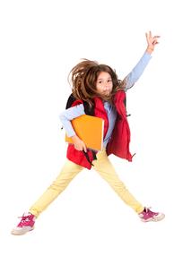 Back to schoolの写真素材 [FYI00644342]
